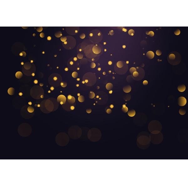 golden bokeh lights 2401