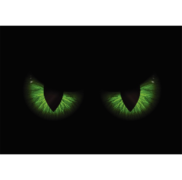 green evil eyes background 1409