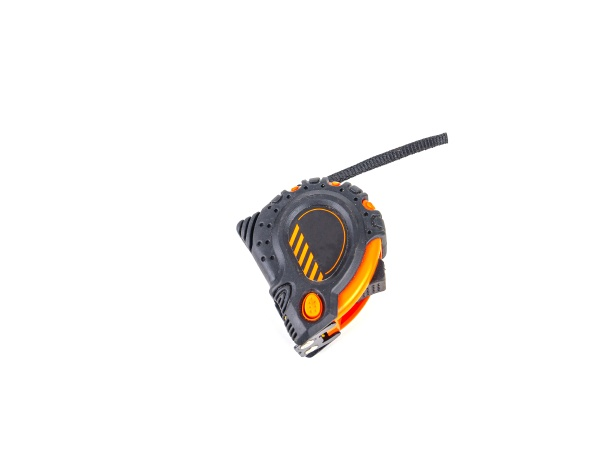 working tool measuring tape on a