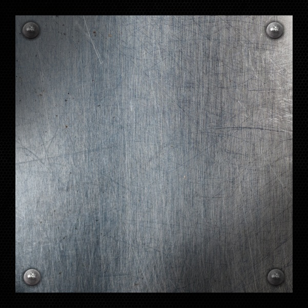 metal and carbon fibre background
