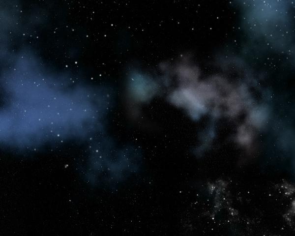 space sky backgound