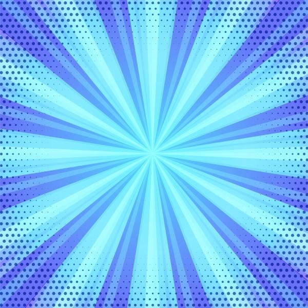 retro starburst background design