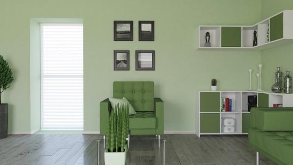 3d, contemporary, living, room, interior, and - 30657541