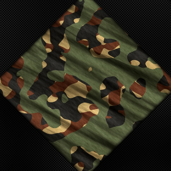 carbon fibre and camouflage background