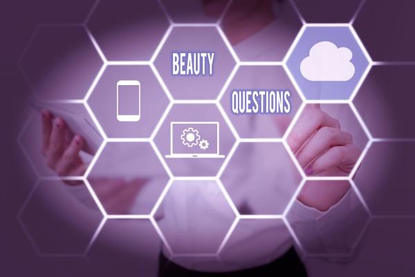 handwriting text beauty questions word written