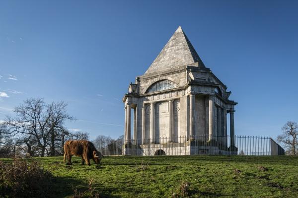 darnley mausoleum in cobham park kent