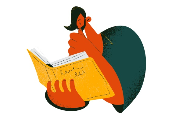 reading books education hobby