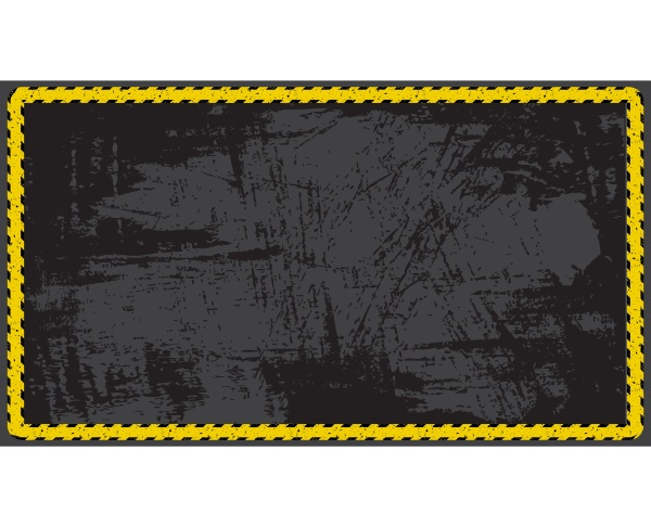 empty background police tape vector