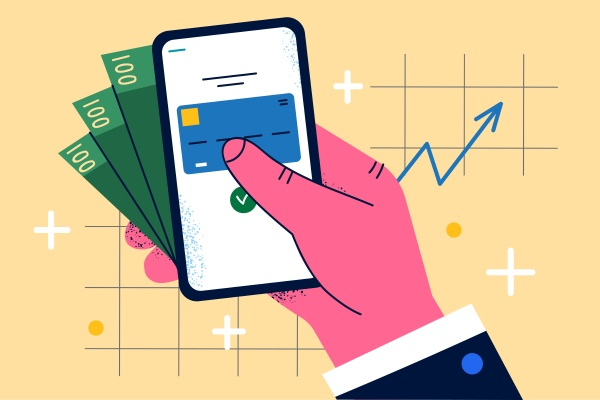 mobile banking and earning in internet