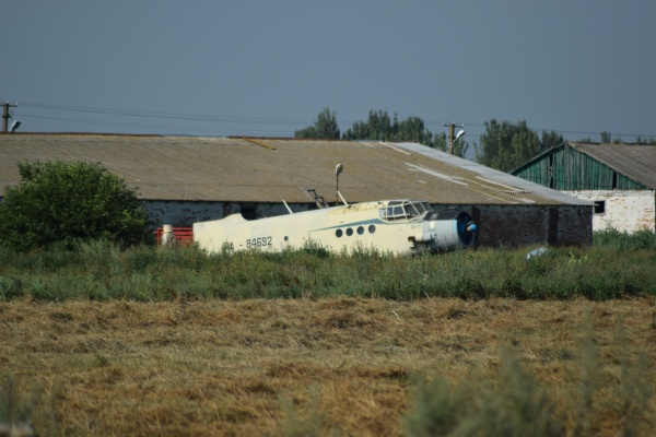 an 2 agricultural aviation