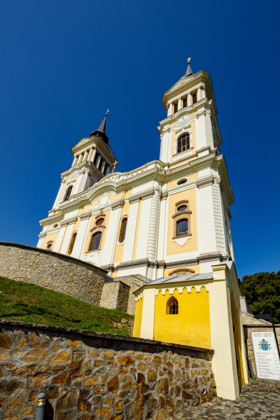 the cathedral of maria radna at