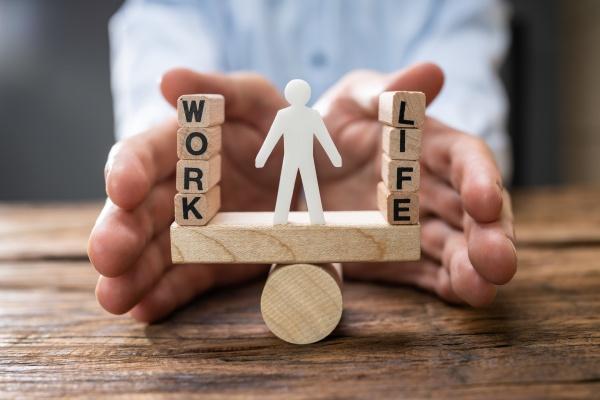 work life balance protection concept