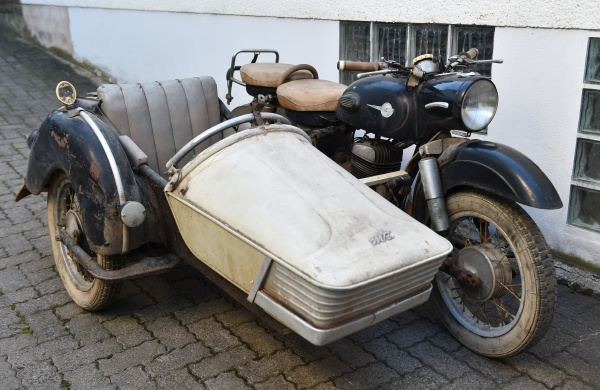 mz es 300 unrestored from the
