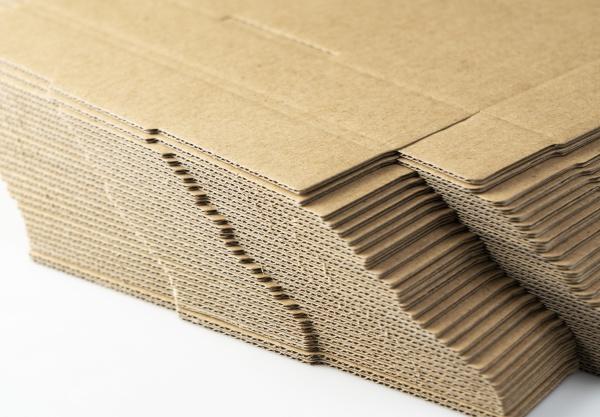 a lot of pre assembled cardboard