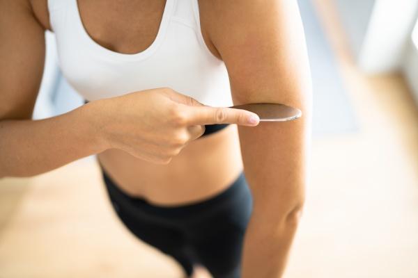 gua sha arm therapy treatment