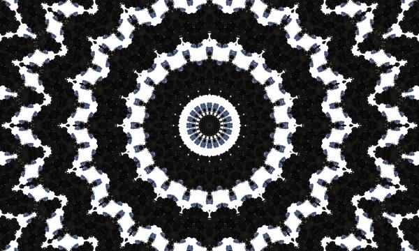 dark horizontally seamless design ornate tile