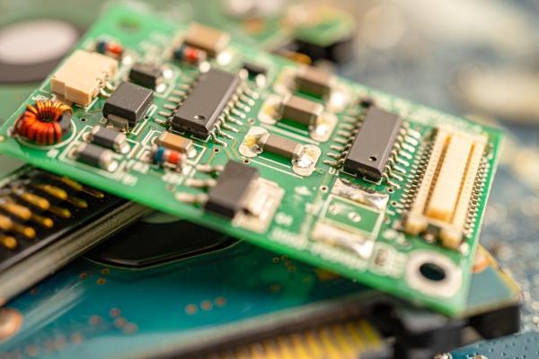 micro circuit main board computer electronic