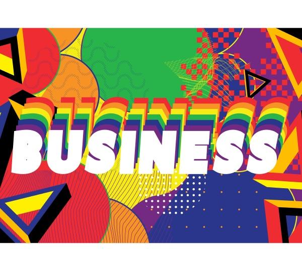 business vector logo