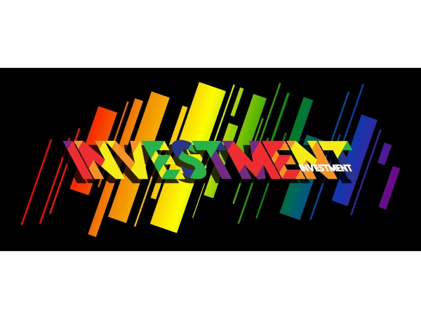 investment vector logo