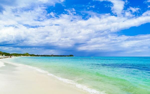 tropical mexican beach 88 punta esmeralda