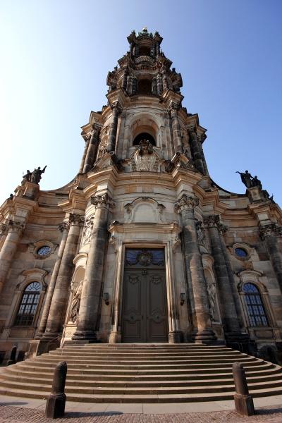 catholic court church dresden