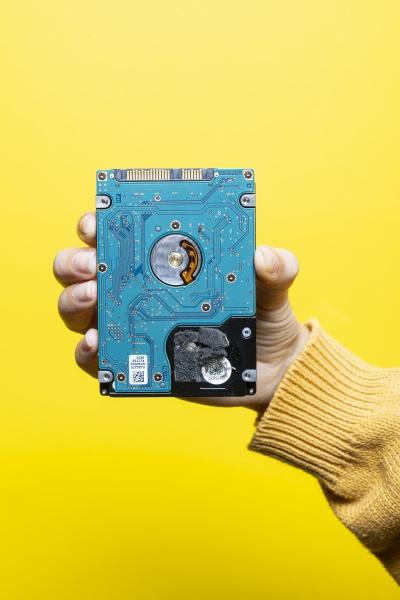 a 25 inch hard drive