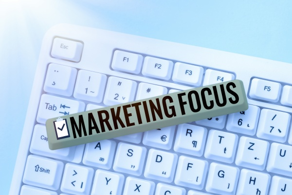 inspiration showing sign marketing focus business