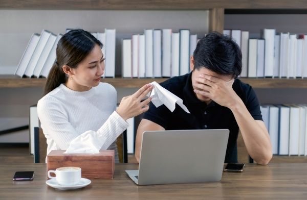 asian couples spend time together in