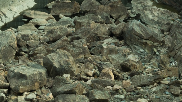 rocky abstract background stones in