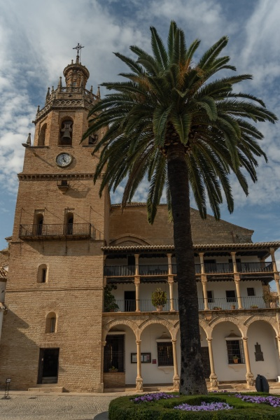 church of santa maria la mayor