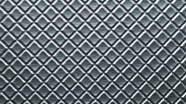 squared grid abstract texture gray plastic