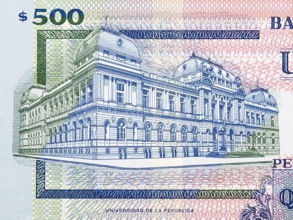 university of montevideo from uruguayan money
