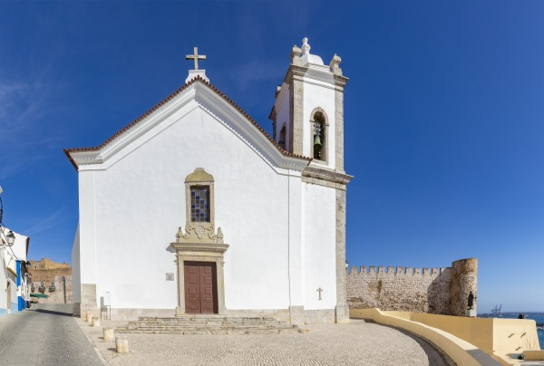 portuguese church santa missa in the