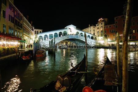 rialto by night