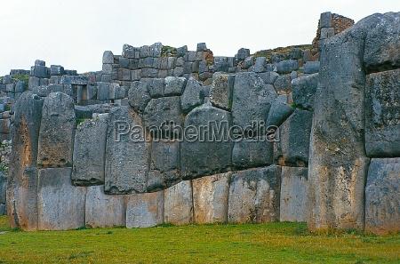 inca fortress sachsaihuaman