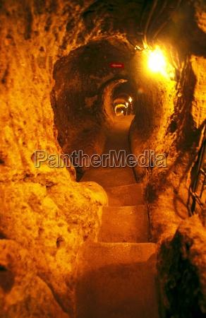 underground refuge