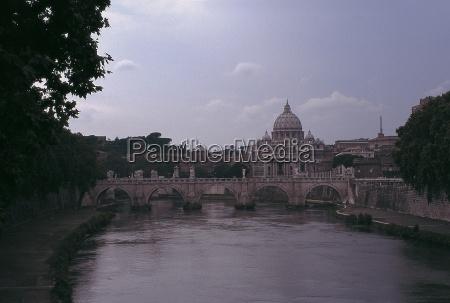 overlooking st peters basilica