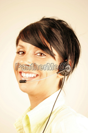 call center girl 2