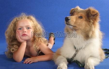 amistad animal mascotas hombre perro ninyo