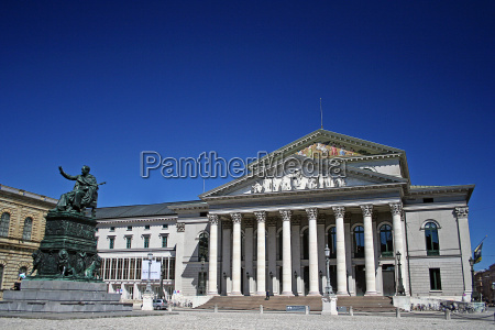 national, theater, munich - 88468
