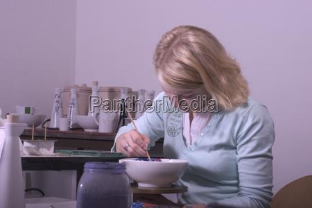 porcelain, design - 92737