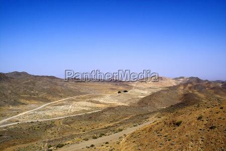 infinite iranian mountains