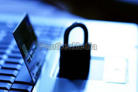 secure laptop