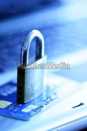 secure, laptop - 122649