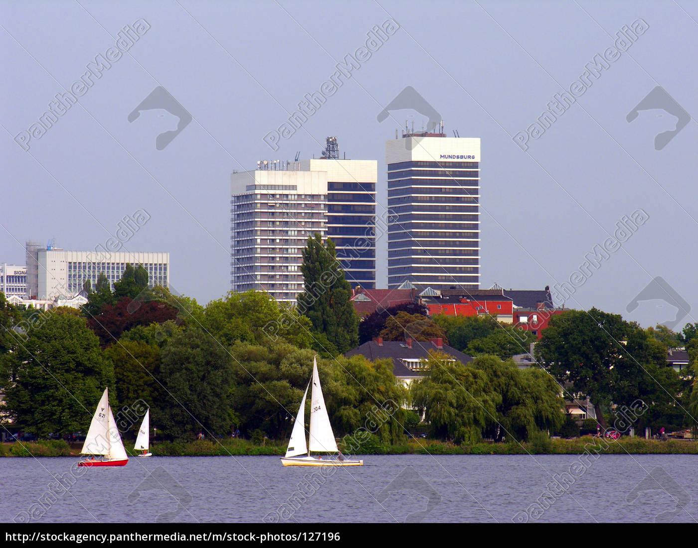 the, mundsburg, skyscrapers - 127196