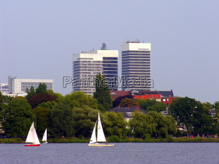 the, mundsburg, skyscrapers - 127196