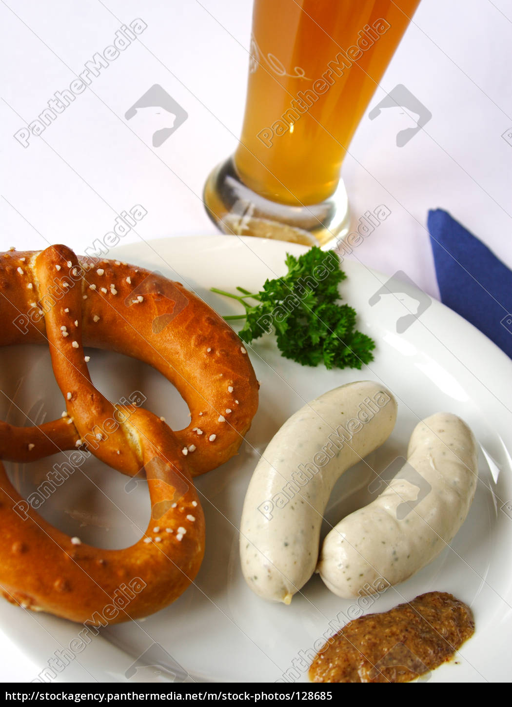 white, sausage, breakfast - 128685