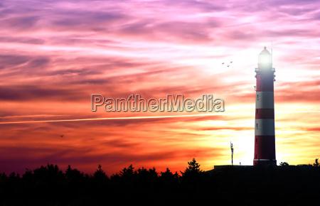 amrum lighthouse