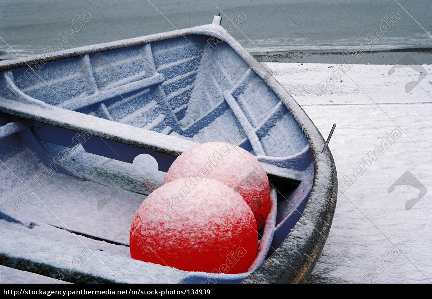fishing, boat, in, tye - 134939