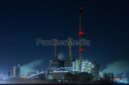 power, plant - 157225